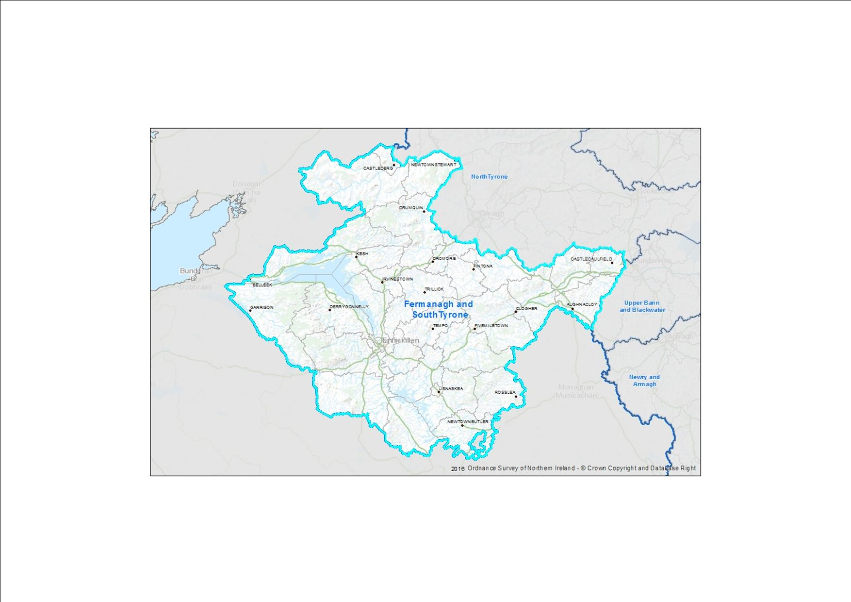 Provisional Proposals Fermanagh and South Tyrone