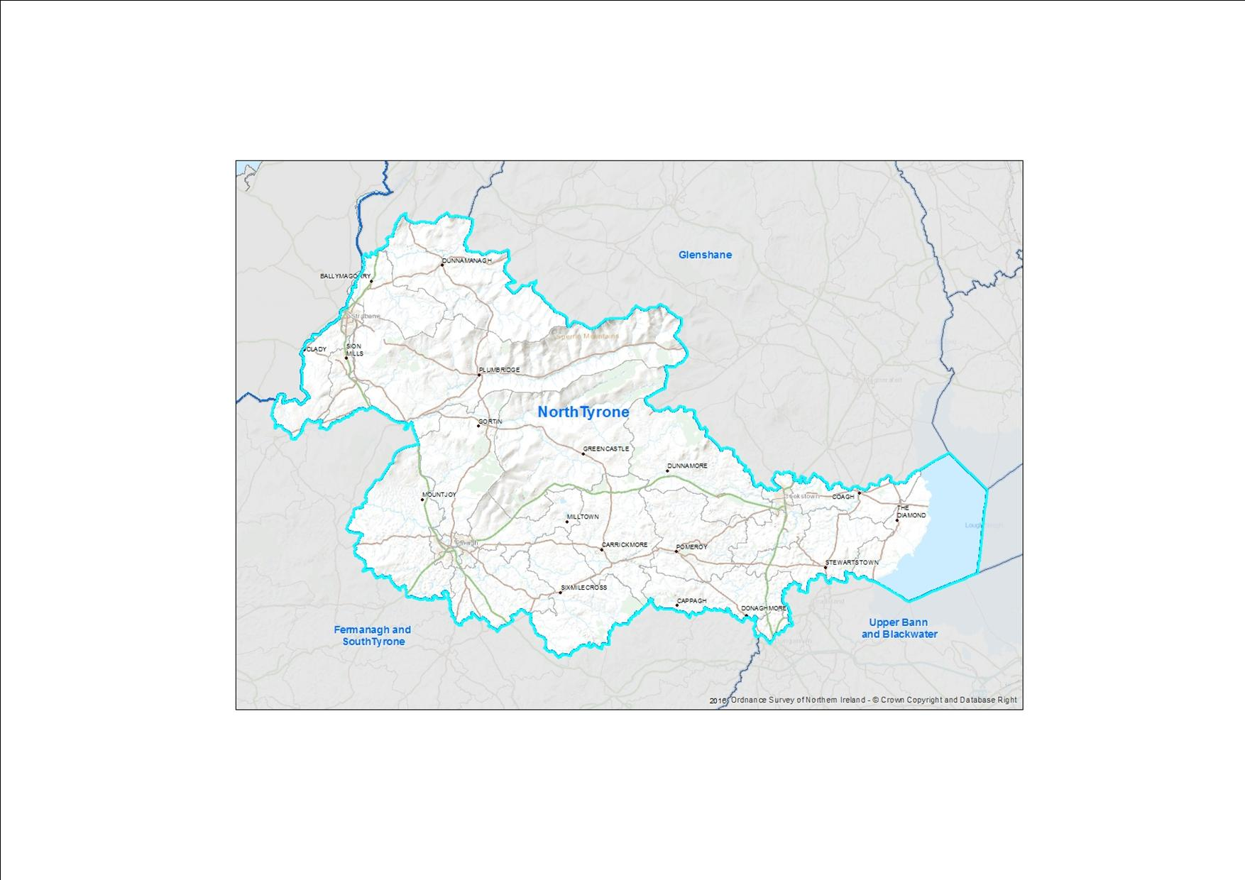Provisional Proposals North Tyrone
