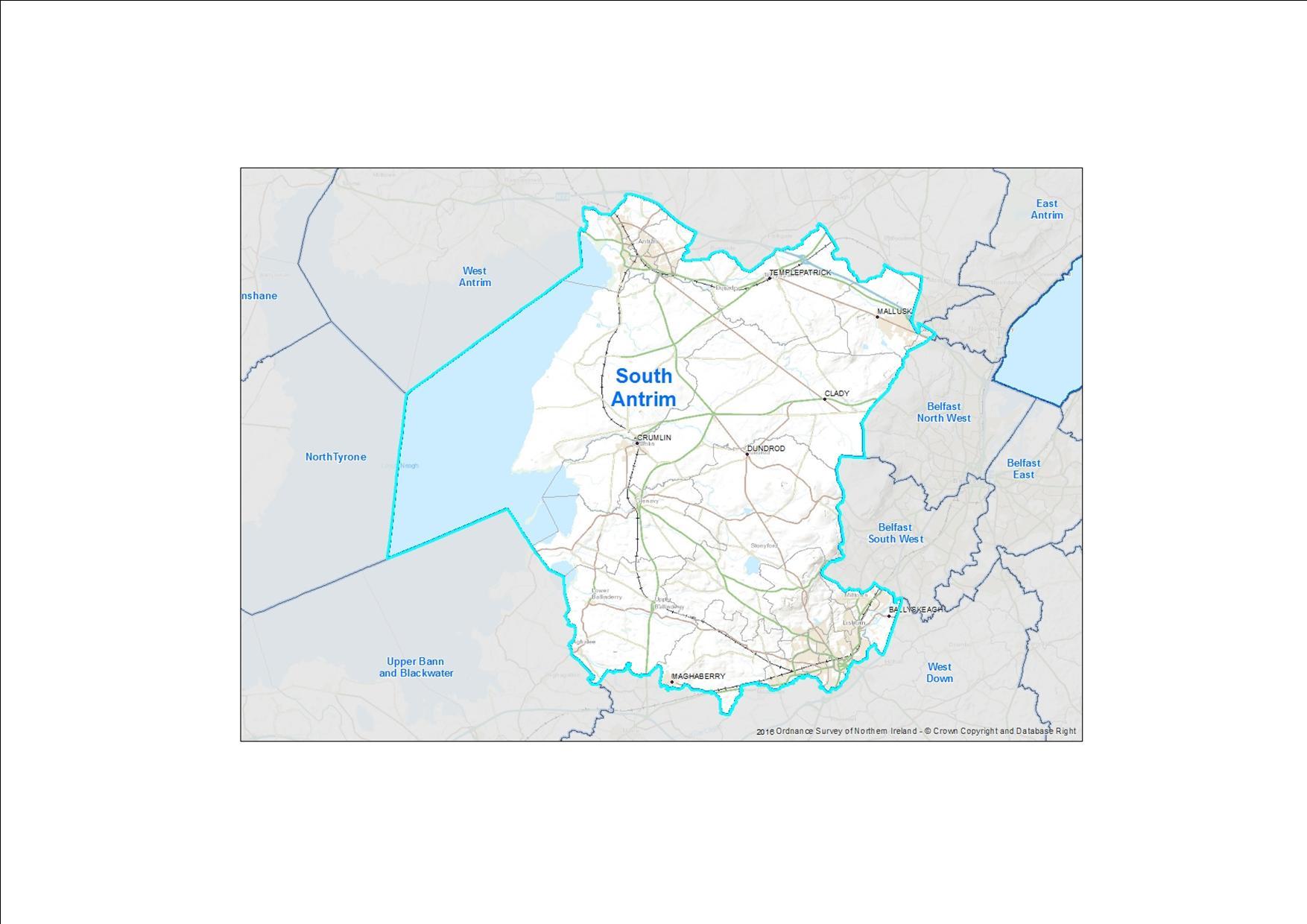 Provisional Proposals South Antrim